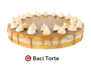 Baci Torte