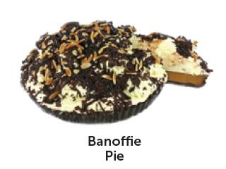 Banoffie Pie