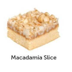 macadamia slice