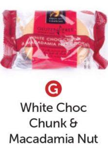 white choc chunk & macadamia nut
